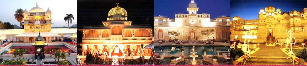 Wedding Destinations in Rajasthan, Honeymoon Destinations in Rajasthan